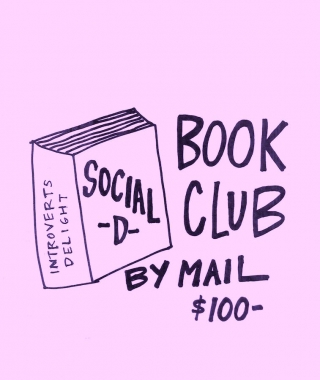 Join the Social-D Book Club by Mail Program