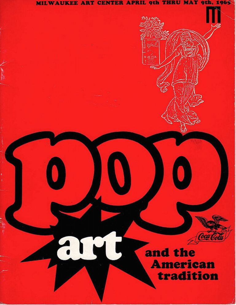 Pop Art and the American Tradition. Tracy Atkinson.
