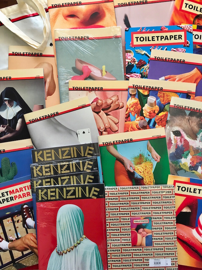 Toilet Paper Magazine Collection: Complete Run-to-Date; Plus Special Editions and Extras. Maurizio Cattelan, Pierpaolo Ferrari.