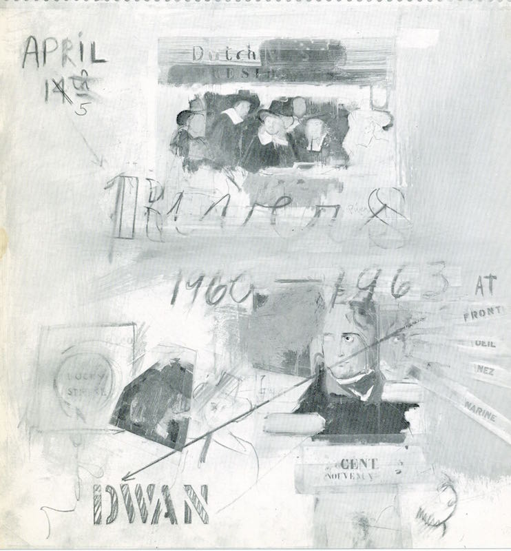 Larry Rivers: 1960-1963, Dwan Gallery. Larry Rivers.