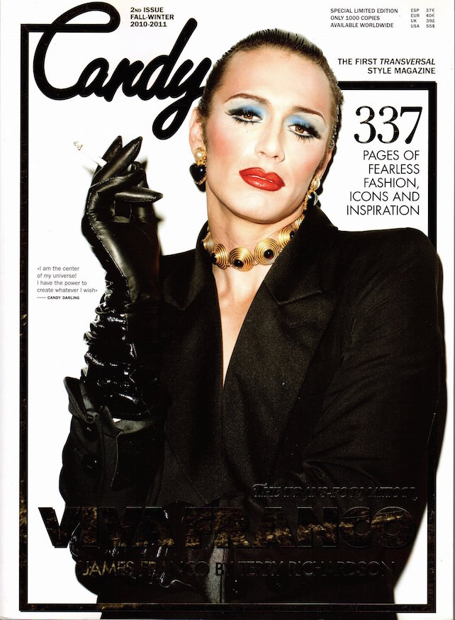 Candy Magazine; Fall-Winter 2010-2011. Luis Venegas.