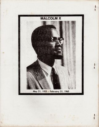 Black Politics: A Journal of Liberation; Vol. 2, Nos. 13 & 14