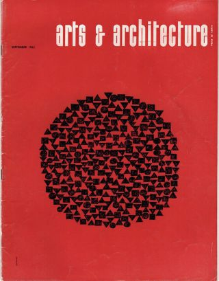 A Collection of 30 Issues of Arts & Architecture Magazine; 1944-1967