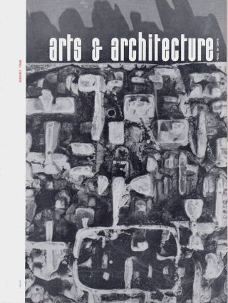 Arts & Architecture: August 1960; Vol. 77, No. 8