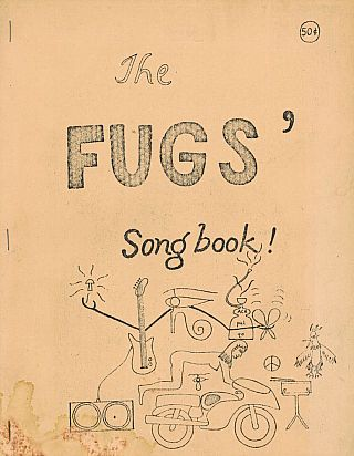 The Fugs' Songbook!