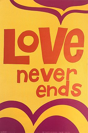 Love Never Ends Poster (1971
