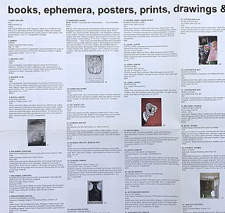 3 Days: Art, Books & Posters