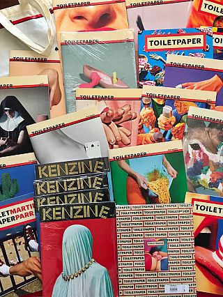 Toilet Paper Magazine Collection: Complete Run-to-Date; Plus Special Editions and Extras....