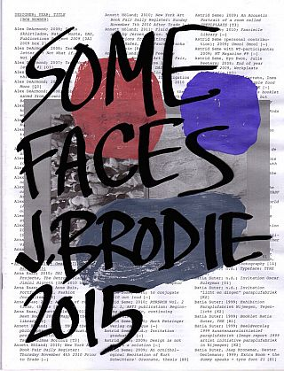 Some Faces. John Brodie
