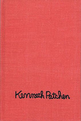 Patchen's Lost Plays. Kenneth Patchen, Richard Morgan