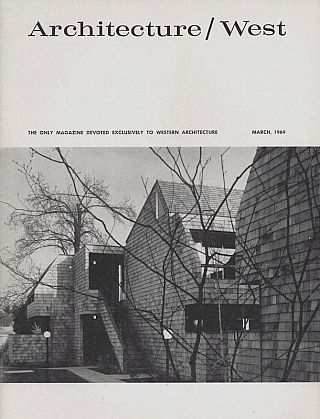 Architecture West: March 1969; Vol. 75, No. 3. Relta Grey