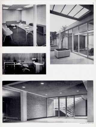 Arts & Architecture: July 1961; Vol. 78, No. 7