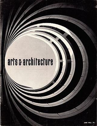 Arts & Architecture: June 1965; Vol. 82, No. 6. David Travers