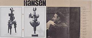 James Lee Hansen 1966: Fountain Gallery