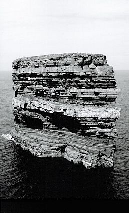 Jan Kempenaers: Dun Briste, Downpatrick Head. Jan Kempenaers