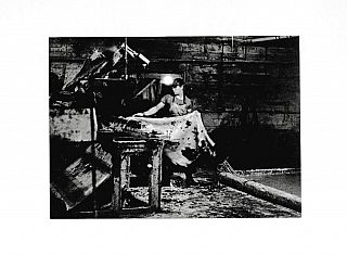 Oregon Tannery Photograph [hide