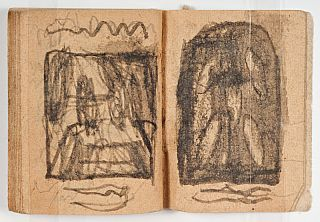 James Castle: Handmade Artists' Book