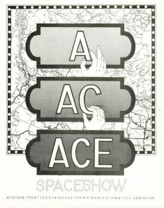 Ace Spaceshow. Western Front, Ace Space Company