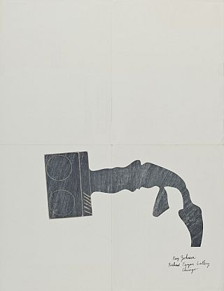 Ray Johnson: Richard Feigen Gallery (1966). Ray Johnson.