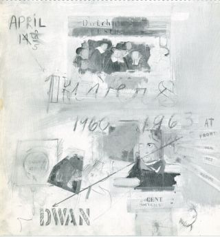 Larry Rivers: 1960-1963, Dwan Gallery. Larry Rivers