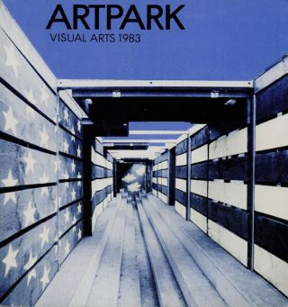 Artpark: Visual Arts 1983. William Zimmer