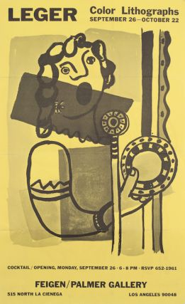 Leger: Color Lithographs
