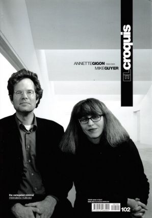 El Croquis No. 102: Annette Gigon & Mike Guyer 1989-2000
