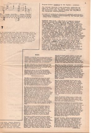 EAR Magazine: April 1976; Volume 4, Number 4