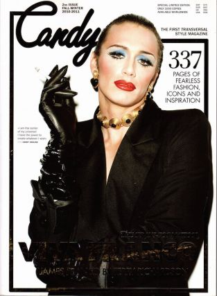 Candy Magazine; Fall-Winter 2010-2011. Luis Venegas