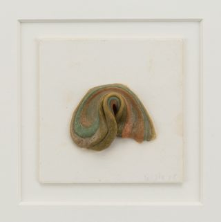Hannah Wilke Single Gum Sculpture, 1976